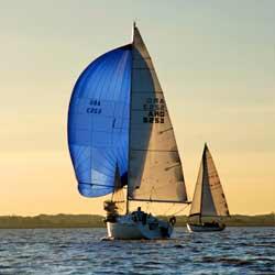 Учиться яхтингу